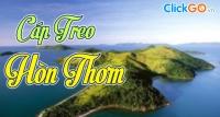 Giá Vé Cáp Treo Hòn Thơm - Phú Quốc