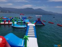 Giá vé khu vui chơi Công Viên Phao Nổi tại Đảo Cá Voi Đà Nẵng