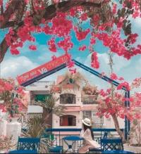 Top 8 quán cafe tone hồng đáng yêu nhất Sài Gòn